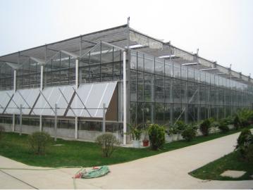 西藏智能温室