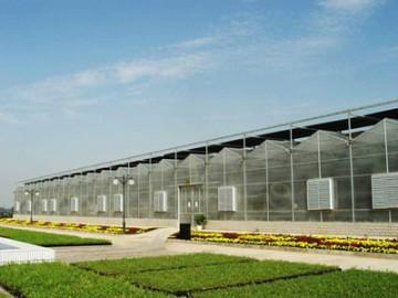 西藏立体玻璃温室